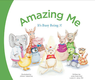 Amazing Me-It's Busy Being 3