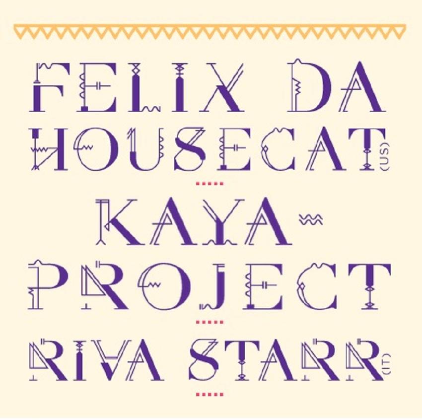 Sommerøya, Electronic, Festival, Norway, Norge, Hausmania, Fabrikken, Riva Star, Felix Da Housecat, Kaya Project