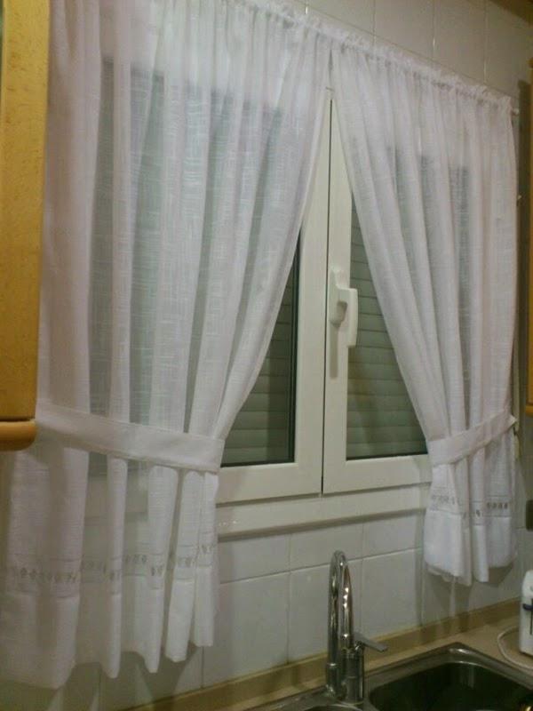 Pruebas susana tutorial como confeccionar una cortinas - Como confeccionar unas cortinas ...