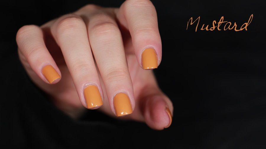 gelly hi shine mustard barry m