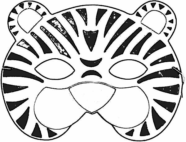 75+ Mscaras Para Imprimir Y Colorear De Animales - Colorea Mascaras De Animales, Mascara Daisy ...