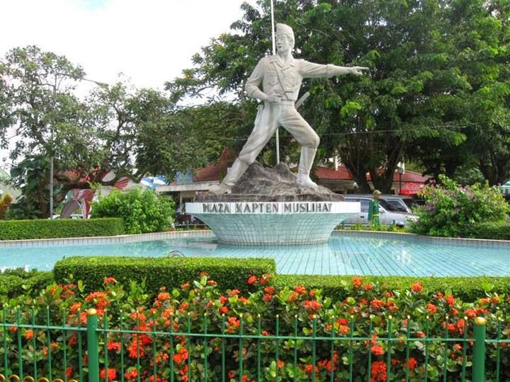 Wisata Bogor Plaza Kapten Muslihat (Taman Topi)