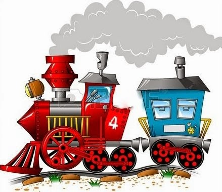 Versos con rimas para niños y niñas: Trenes
