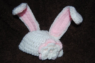 bunny ear pattern-crochet-free crochet patterns