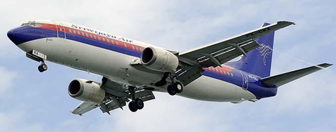Tiket Pesawat Sriwijaya