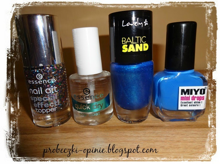 Essence, Nail art, spacial effect, quick dry, lovely, sand, miyo
