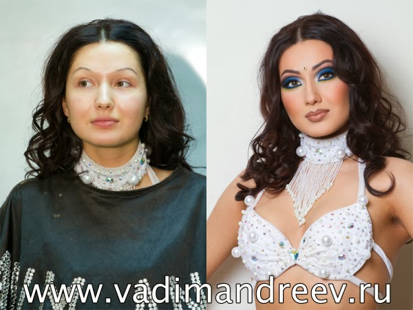 makeup-transformation