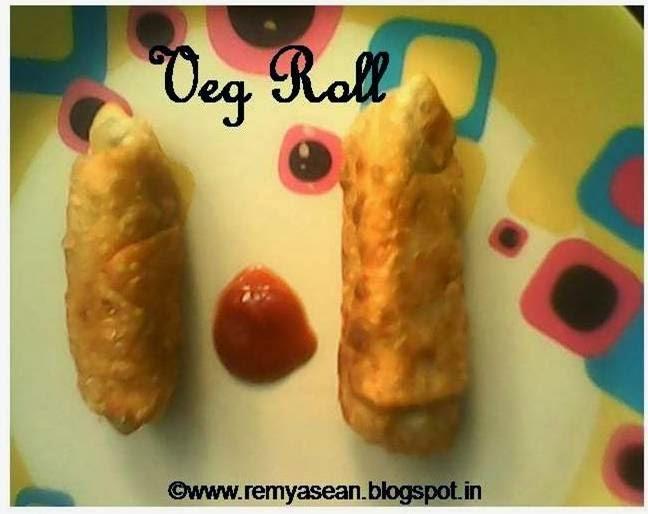 Veg Roll