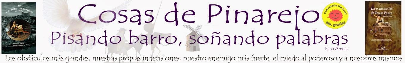 Cosas de Pinarejo - Pisando barro, soñando palabras