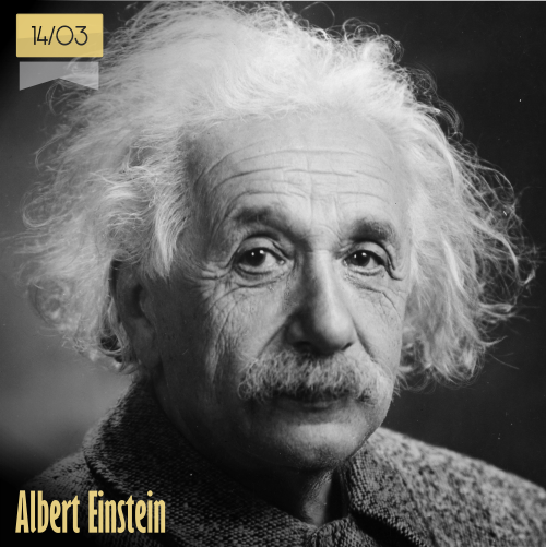 14 de marzo - #TalDíaComoHoy en 1879 nace Albert Einstein   Info + Vídeos