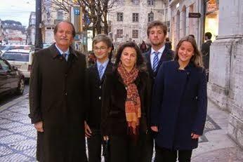 A FAMILIA REAL PORTUGUESA