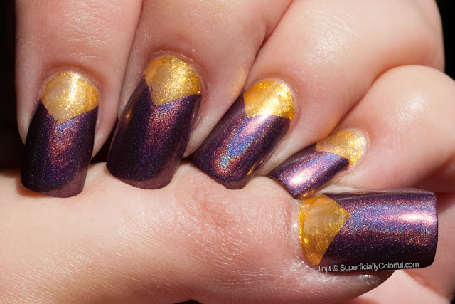 China Glaze When Stars Collide Nfu Oh XW10