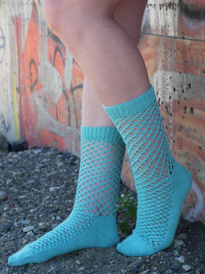 Tights Knitting Pattern : Oh You Crafty Gal: Spring Fashion Obsession: Lace Crochet and Knitted Socks L...