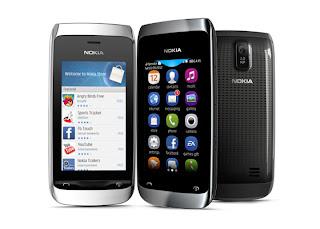 telah banyak ponsel yang di produksi Nokia tapi tipe Ponsel nokia asha ...