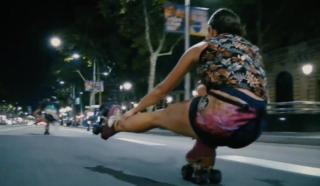 Free Love - Mit Rollschuhen durch Barcelona | Badass Roller Girls