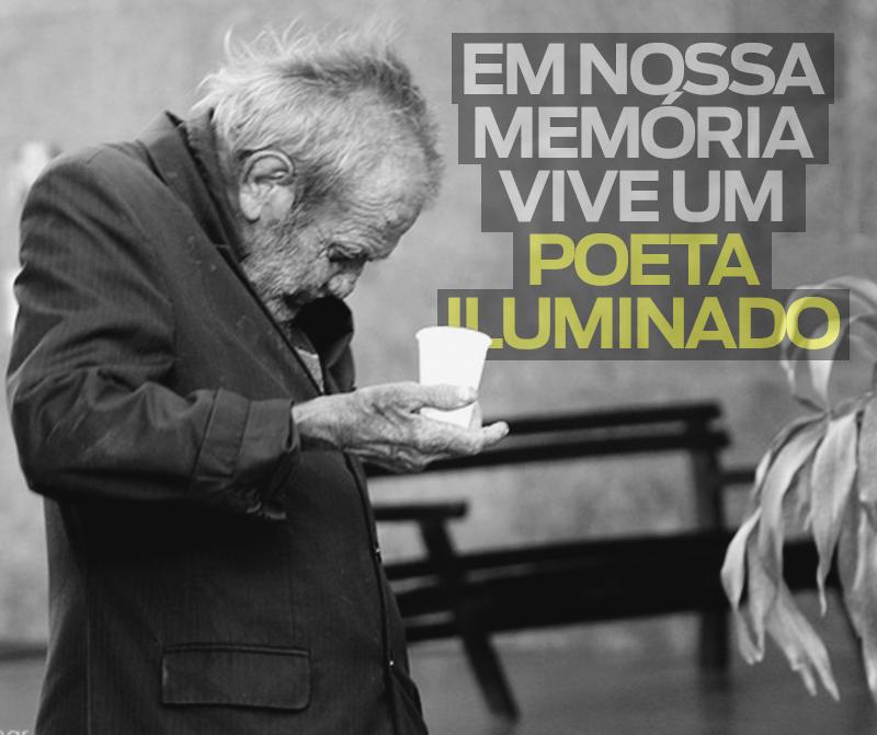 MÁRIO GOMES - O POETA DA PRAÇA