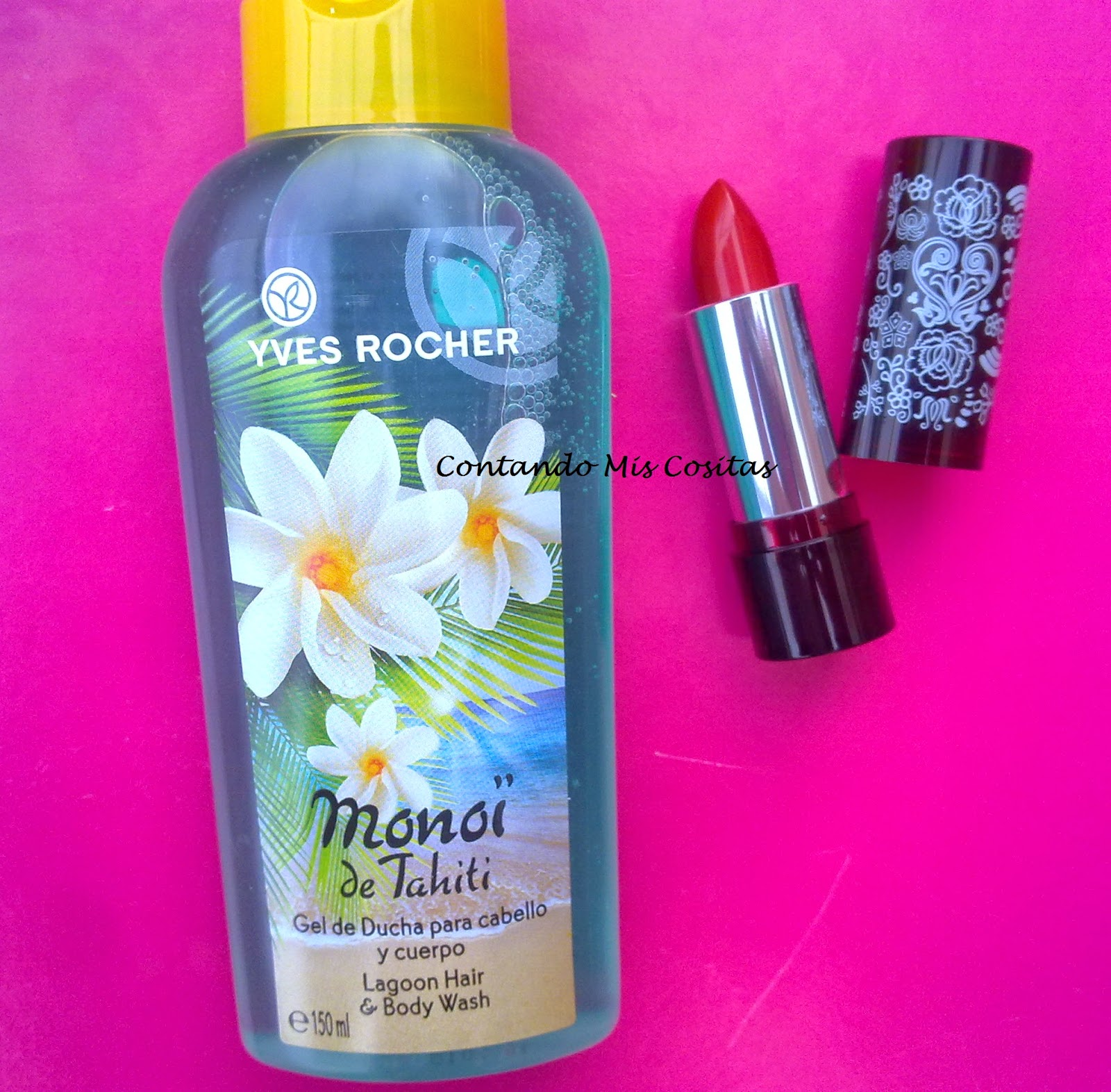regalo con compra yves rocher barra labios colours
