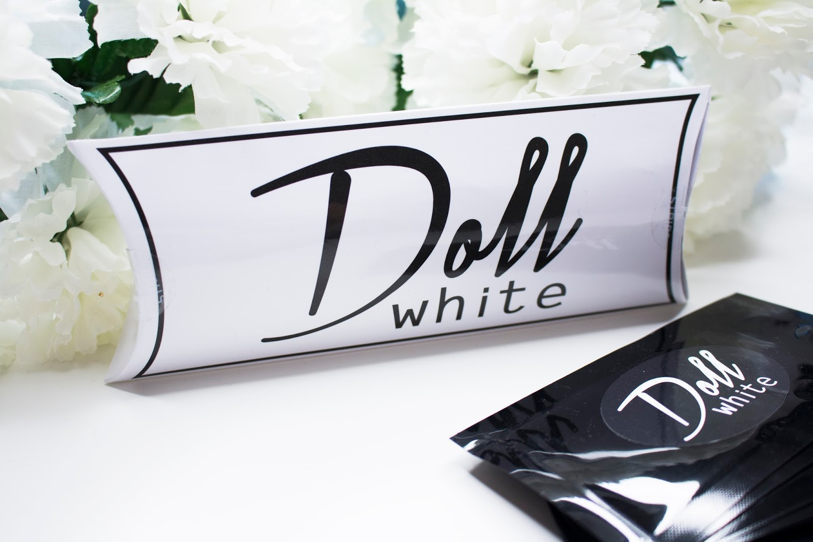 Teeth Whitening strips by Doll White