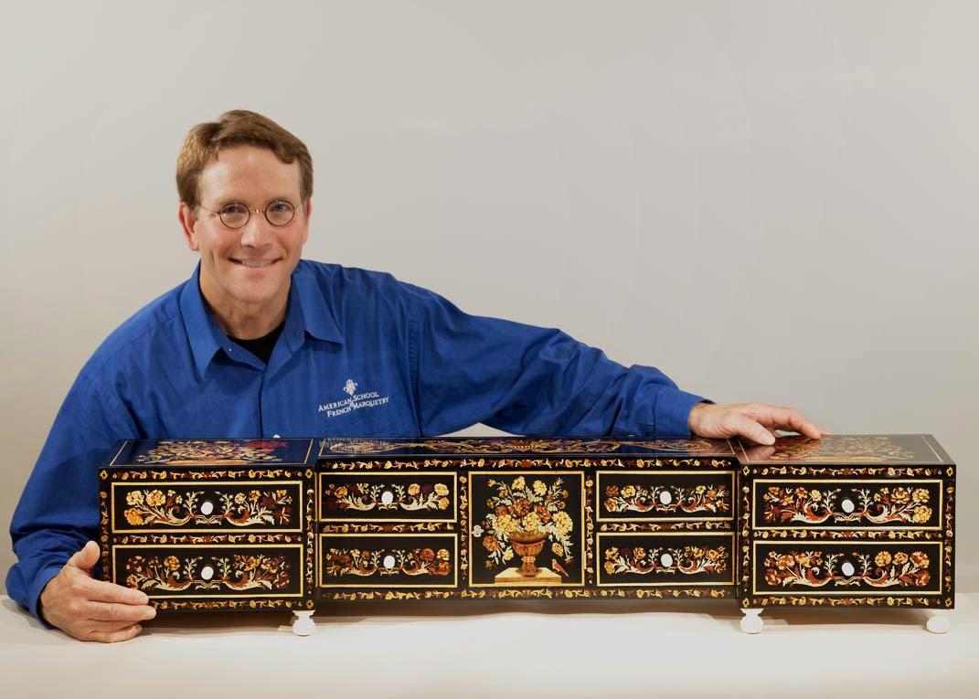 Jewel Cabinet Backstory Revealed