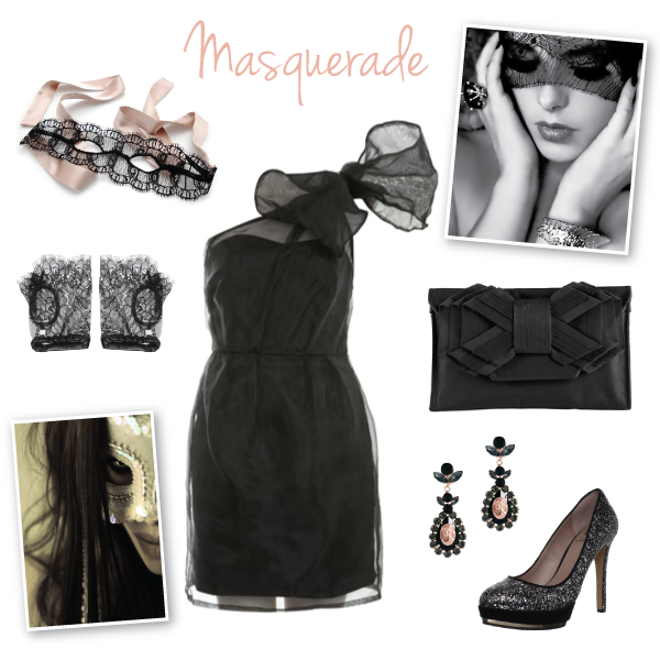 Not Without Heels: Masquerade