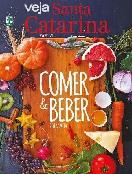 Blog Garfadas no júri da Veja Comer & Beber 13/14