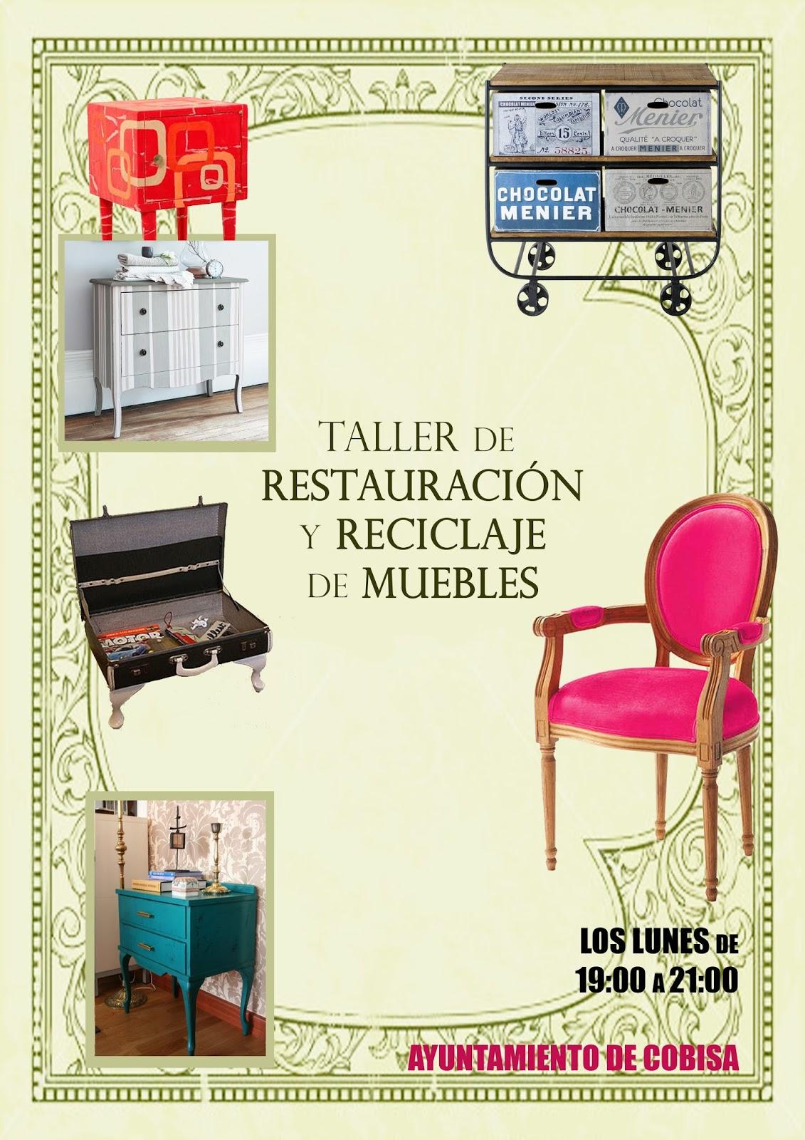 Arte y restauraci n - Clases de restauracion de muebles ...