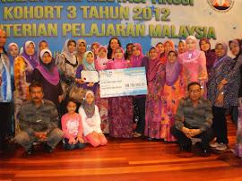 ANUGERAH SEKOLAH BERPRESTASI TINGGI (SBT) 2012