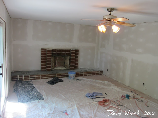 how to mud drywall joint, spackle