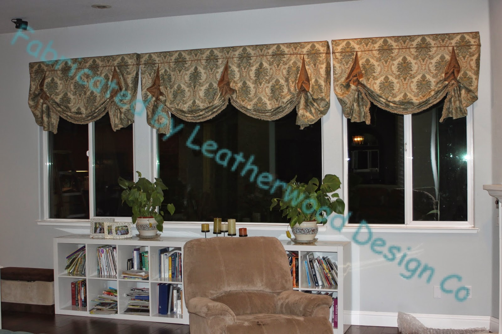 London Balloon Shades combine the simplicity of a Casual Roman Shade and the fullness of a Balloon Shade. Prices starting at $ plus fabrics for a shade 36