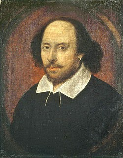 WILLIAM SHAKESPEARE (1564-1616) - PLAYWRIGHT, POET
