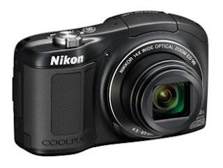 Harga Nikon CoolPix L620
