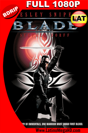 Blade (1998) Latino Full HD BDRIP 1080p ()