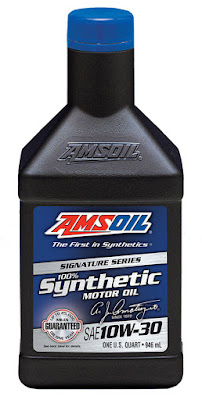 motor oil, synthetic grease