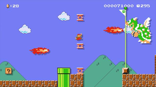 Super Mario Maker e Splatoon integram lista de melhores games do ano do site Los Angeles Times