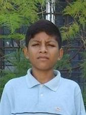 Gary - Nicaragua (NI-244), Age 15