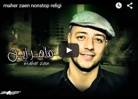 Maher zaen - religi (Qasidah Nonstop )