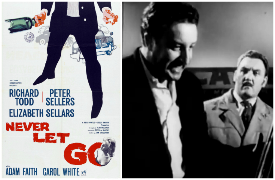 peter sellers movies