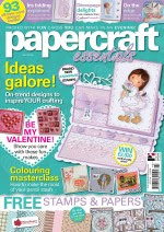 See my cards in issue 90 of Papercraft Essentials