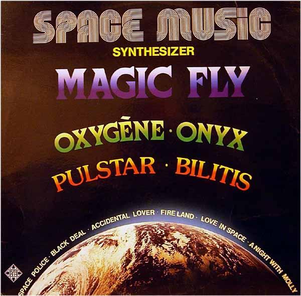 Mc Lane Explosion Musica Cosmica Espacial