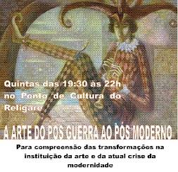 OFICINA A ARTE DO POS GUERRA AO POS MODERNO