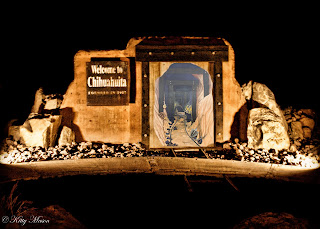 Chihuahuita area in Gallup, NM has new art work which reflects one of the important industries that started our town.