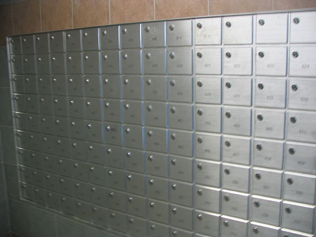 Steel Apartment Building Mailbox Buy Apartment Building Mailbox What ...