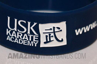 your brand message logo bands