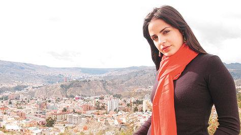 Actrices bolivianas en el mundo