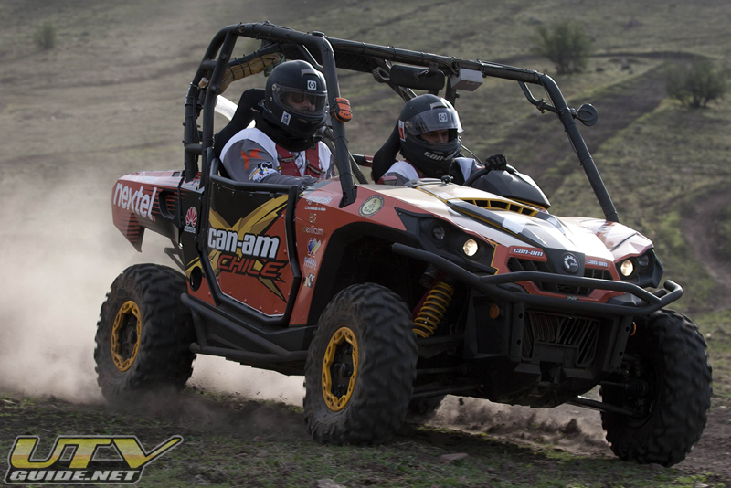 brp s can am atvs and side by side vehicles earn class podiums at 2012 dakar utv guide. Black Bedroom Furniture Sets. Home Design Ideas