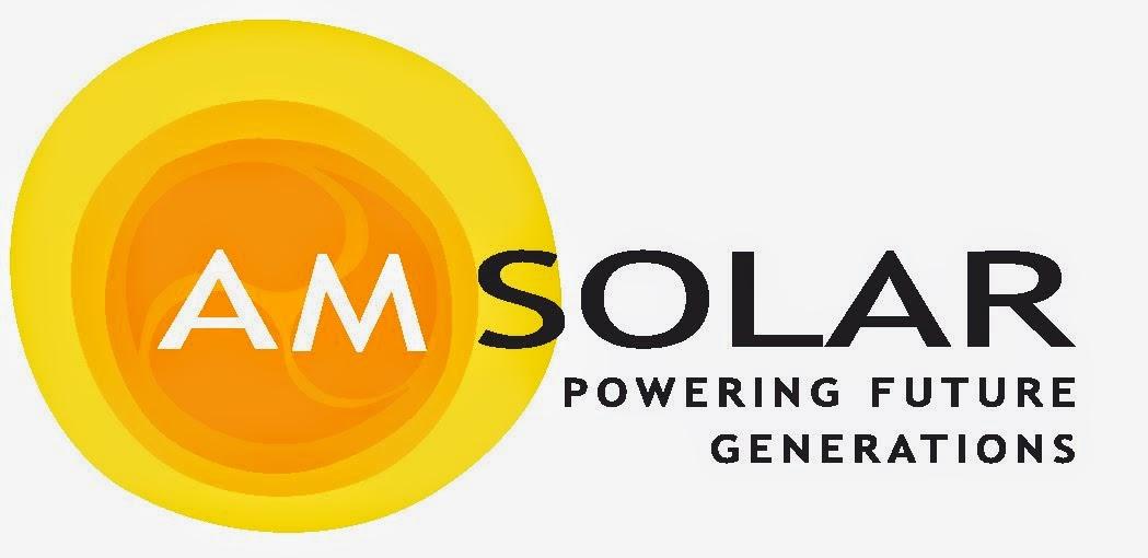 AM Solar Logo