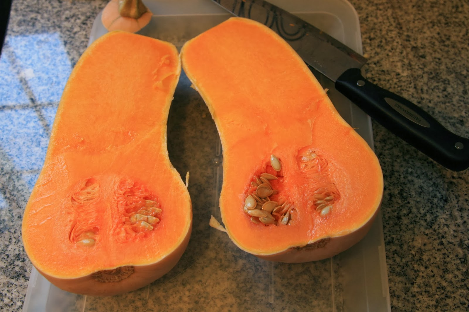 how to prepare squash seeds for eating
