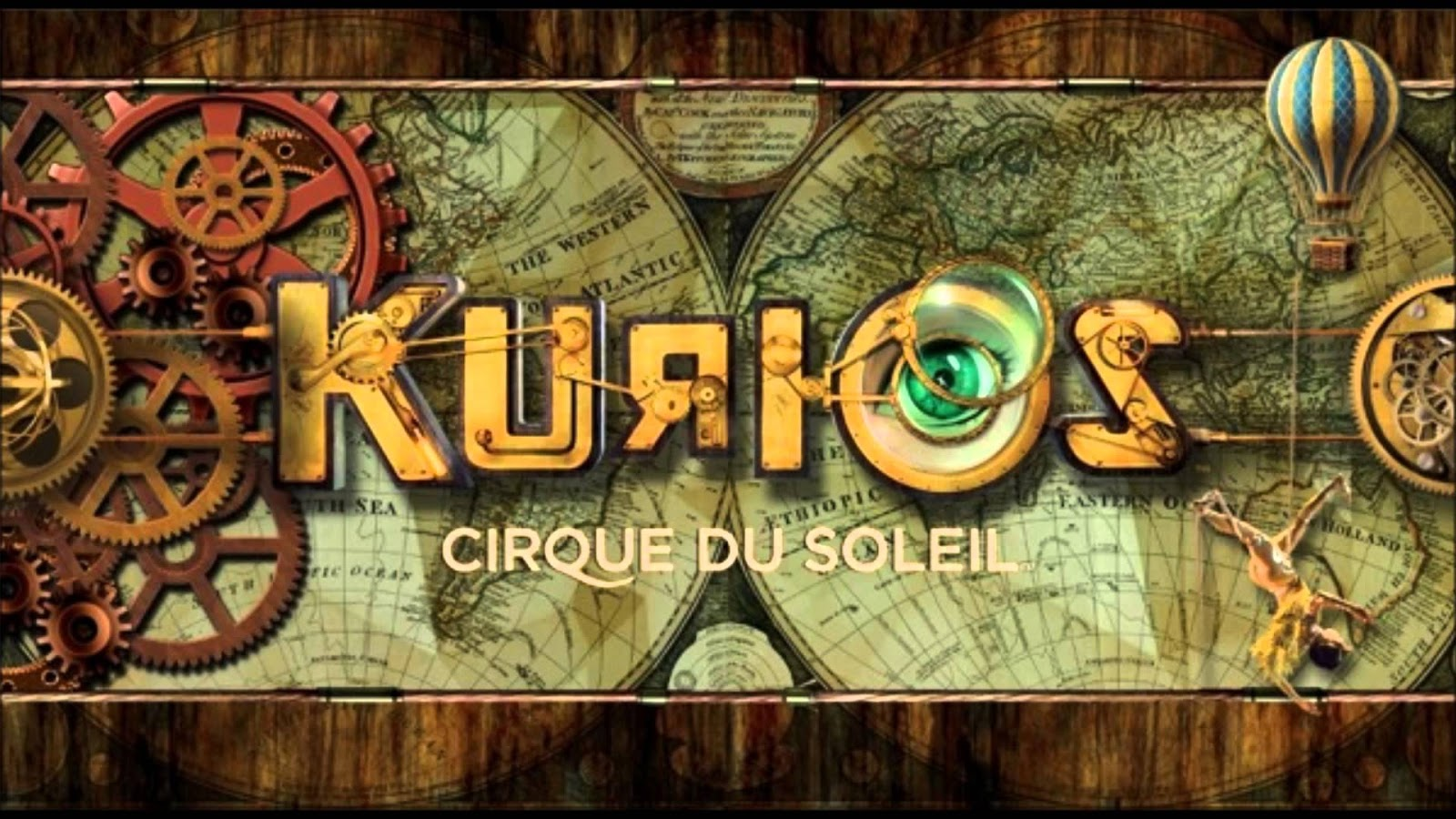 Chiil mama opening cirque du soleils kurios cabinet of here at chiil mama chiil live shows we adore the steampunk aesthetic gears circus arts and of course cirque du soleil so were extra stoked to see fandeluxe Images