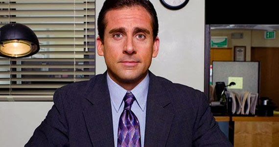 Frases da série The Office - Michael Scott (vídeo)
