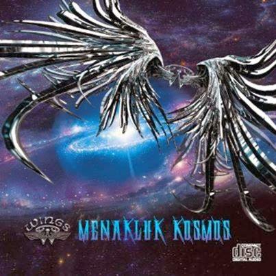 Wings Menakluk Kosmos Album Art 2014